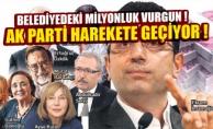 Belediyedeki milyonluk vurgun ortaya çıktı! AK Parti harekete geçiyor