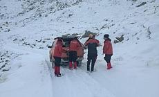 Dağcıları arayan AKUT ekibi kayboldu