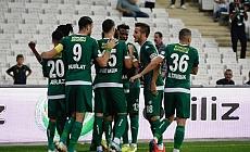 Bursaspor sahasında Giresunspor'u ağırlayacak