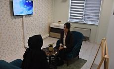İnegöl Adliyesi'nde mağdurlara özel oda