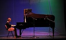 Piyanonun yıldızları Bursa'da