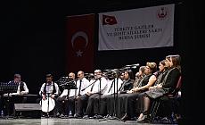 """Bursa'da """"Mehmet'in Türküsü"""" konserine büyük alkış!"""