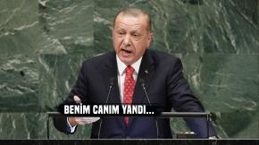 Cumhurbaşkanı Erdoğan BM Genel Kurulu'ndan uyardı