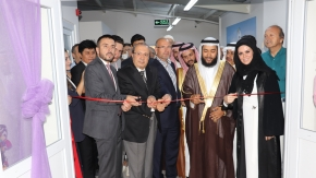 El Rayyan Vakfı yeni yerine taşındı