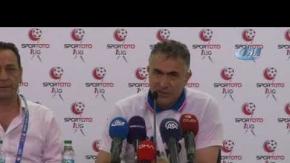 """Altıparmak: """"Erzurumspor'u layık olduğu yere taşıdık"""""""