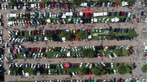 Bursa'da 750 modifiye araç ile görsel şov