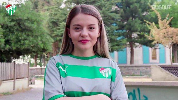 Bursaspor'da yeni sezon formaları görücüye çıktı