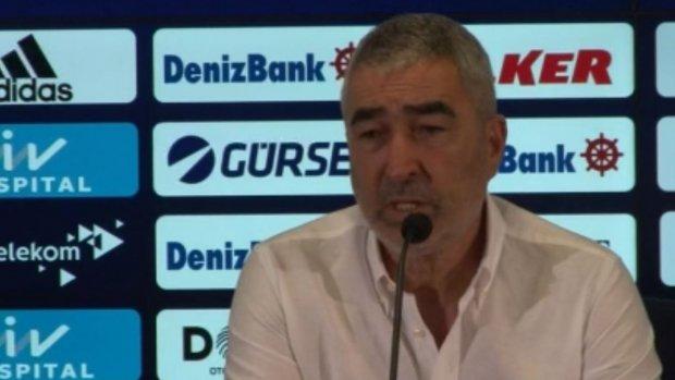 """Samet Aybaba Var sistamini eleştirdi: """"Herkese VAR da bize yok mu?"""""""